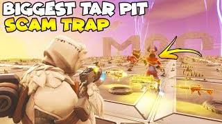 Biggest Tar Tip Scam TRAP! 😱 (Scammer Gets Scammed) Fortnite Save The World