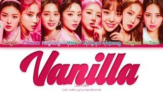 [INDO SUB] LIGHTSUM (라잇썸) - 'Vanilla' Color Coded Lyrics