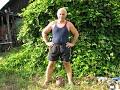 Гиря 16 кг: жим 100 раз в 62 года. 19.08.2018 (№19)