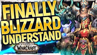 Wow Blizz Learned Shadowlands May Bring Wow Back No Ap Grind Less Rng Andamp Leveling Revamp  Alts