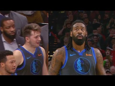 Luka Doncic FORCES OVERTIME with Impossible Shot vs Blazers! Mavericks vs Blazers