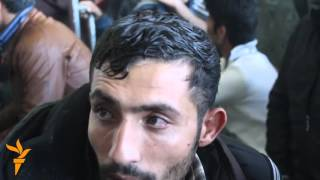 afghan refugee deported from turkey to kabul