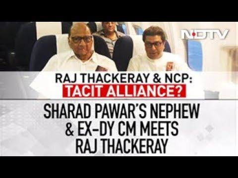 Maharashtra's Anti-BJP Front May Have An Unlikely Ally - NewsX tv