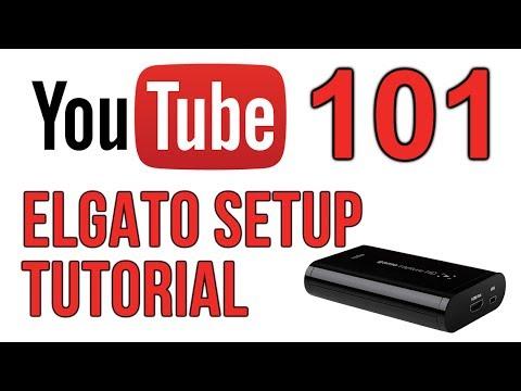 YouTube 101: Elgato Setup Tutorial for Hardware & Software (Powered by @Elgatogaming)