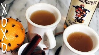 Wassail - Hot Mulled Cider Recipe, Ft. Kirk Schoenherr