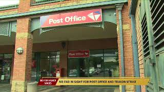 Post Office strike to drag on