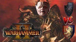 Chaos vs Bretonnia | Chaostonia & The Wyrdspawn - Total War Warhammer 2