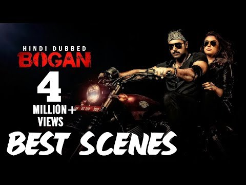 Bogan - Hindi Dubbed Full Movie | Jayam Ravi | Arvind Swamy | Hansika Motwani