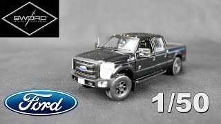 1/50 scale - Sword Ford F250 review