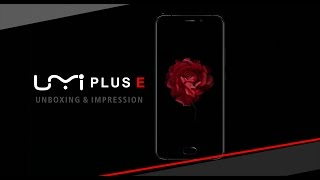 Umi Plus E Unboxing and First Impression : 6GB RAM, 64GB ROM