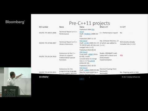 itCppCon17 - C++ executors to enable heterogeneous computing in tomorrow