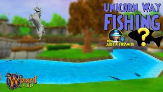 Wizard101: EASY FISHY | Wizard City (Fishing)