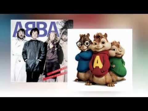 ABBA Under Attack - Chipmunks version