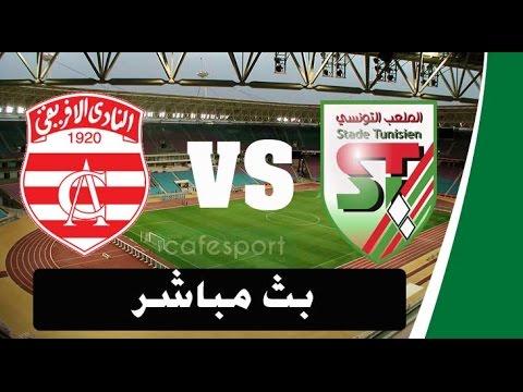 Stade Tunisien - Club Africain