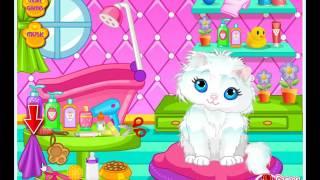 "игра ""Уход за животными: Ванна для кошечки"