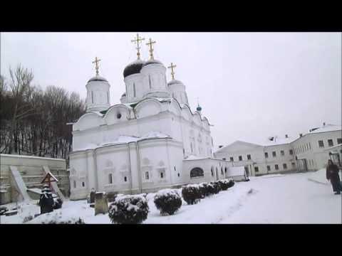 Нижний Новгород 2016г Благовещенский монастырь  ч 12