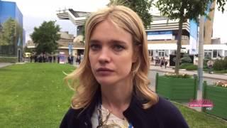 Наталья Водянова о благотворительности