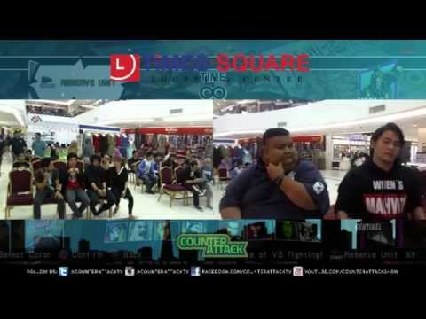 Brunei Times Square UMVC3 - Amir [Hulk/Sentinel/Dormmamu] Vs Zul [Tron/Sentinel/Akuma]
