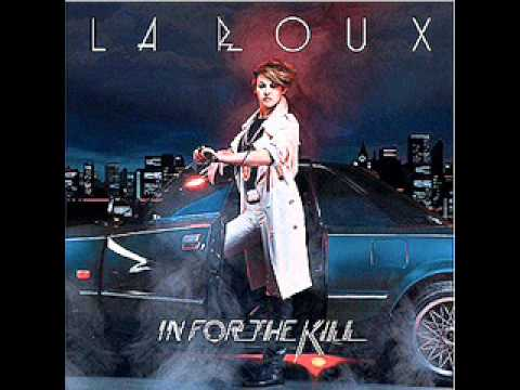 The Gossip VS La Roux - Bulletproof Heavy Cross  (Robin Skouteri vs IaN CoN)