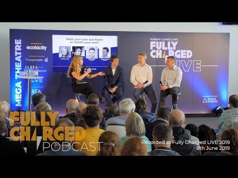 FC LIVE 2019 - Make your own eco-home or retrofit your own?