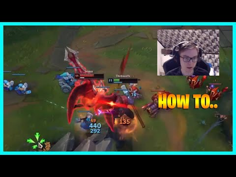 How to never lose to Aatrox again? ft Thebausffs...LoL Daily Moments Ep 1537
