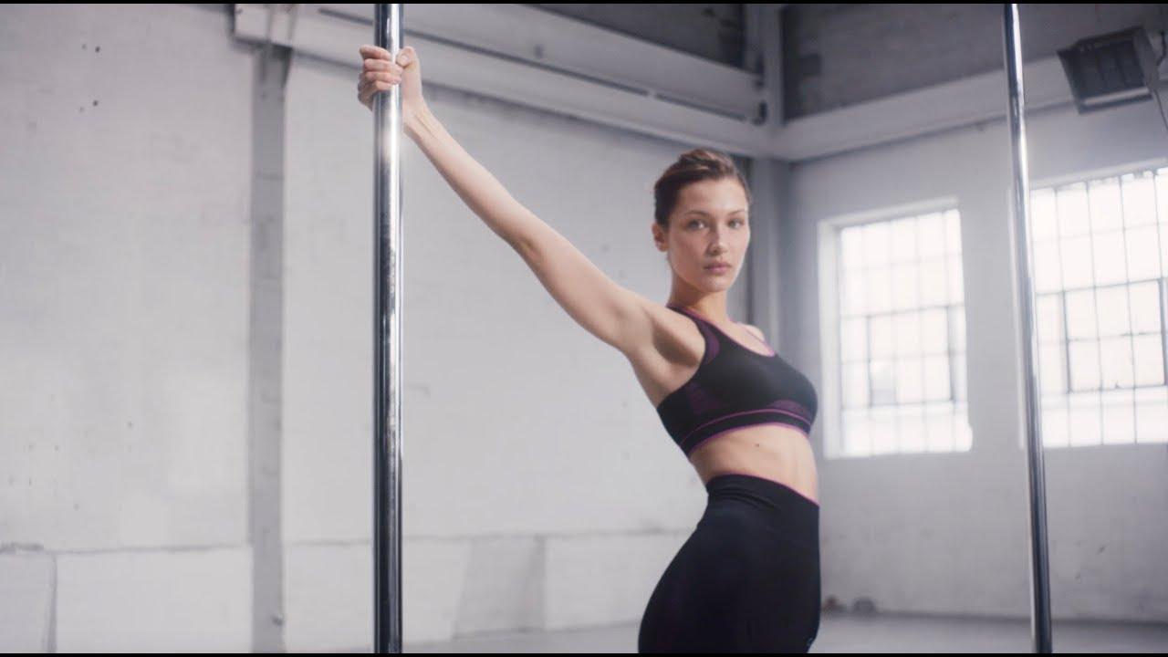 Bella Hadid Challenges You In Mycalvins Calvin Klein