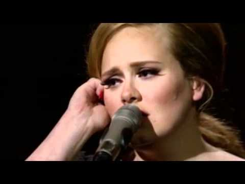 Adele - Someone Like You (Live) Itunes Festival 2011