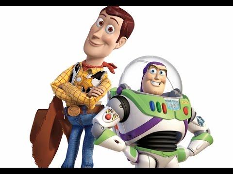 juguetestoy story sheriff woody y buzz lightyear youtube
