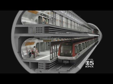 SJ BART Project May Create 5-Year Construction Zone On Santa Clara Avenue