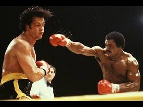Boxing : Rocky BalBoa Vs. Apollo Creed - YouTube