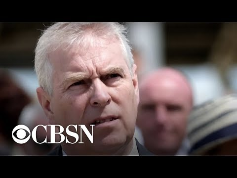 Prince Andrew denies any involvement in Epstein's alleged sex trafficking ring
