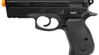 The ASG CZ-75D Compact