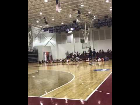 Bubba Smith Full Court Shot