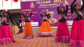 "CPJCHS & SOL-Celebrating DIWALI CARNIVAL ""ULLAS 2017""(ON STAGE EVENTS) Part 6"