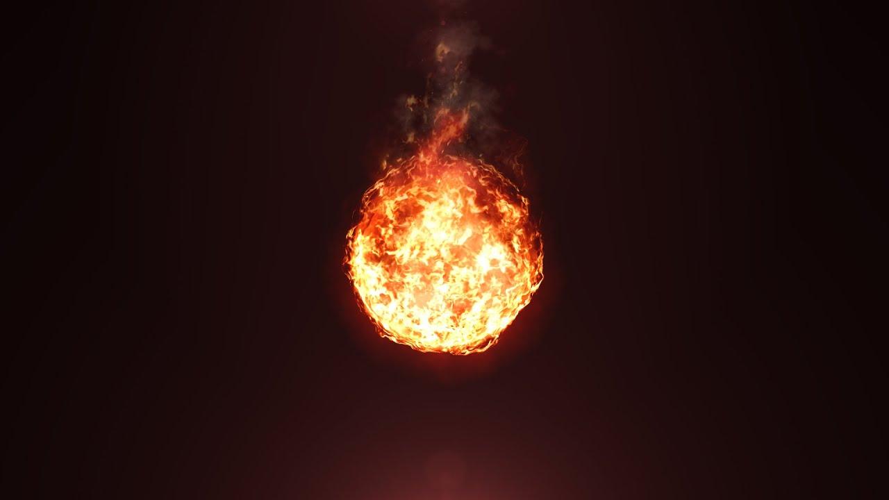 Create a Fireball with AE Native Tools - Toolfarm