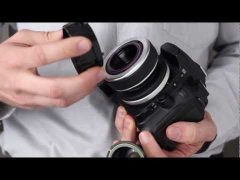 Lensbaby Optic Swap System Overview