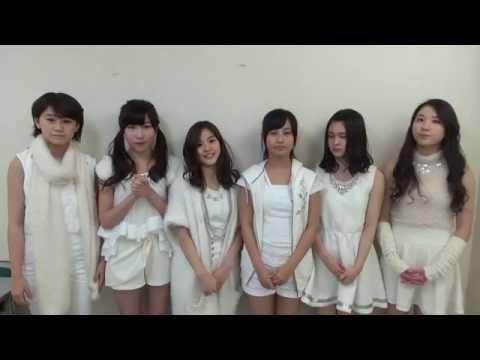 【MUSICSHELF】La Pompon 動画メッセージ (2015.1)