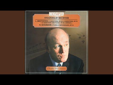 Études symphoniques, Op 13: Variation IV mp3
