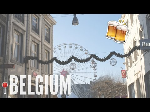 A WEEK IN BELGIUM | TRAVEL VIDEO