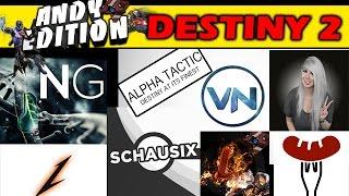 Destiny 2 - Ich wünsche mir.. DEUTSCHE YOUTUBE COMMUNITY