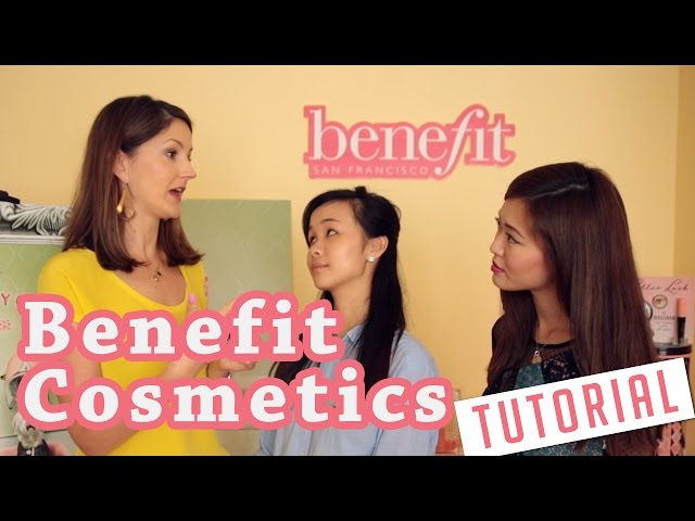 Easy Everyday Eye Make-Up Look (Benefit Cosmetics Special) - PrettySmart: EP 10