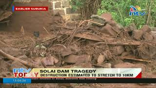 Death toll from Solai dam tragedy rises to 32, rescue efforts ongoing