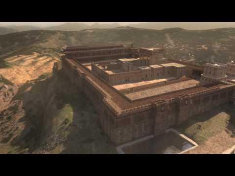 Herod's Temple; Free 3D Jerusalem App