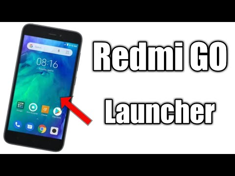 Redmi Go Launcher Any Android Phone | Redmi Go Stock Launcher Apk | Redmi Go Launcher Any Mi Phone