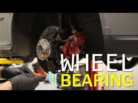 MK5 Front Wheel Bearing DIY