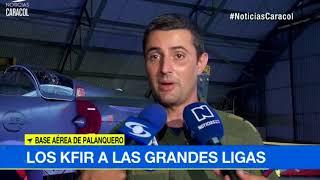Los kfir colombianos: Tv Caracol 13Dic17