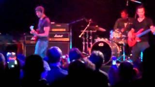 "Greg Howe ""Kick It All Over"" 3-26-2011 Slim"