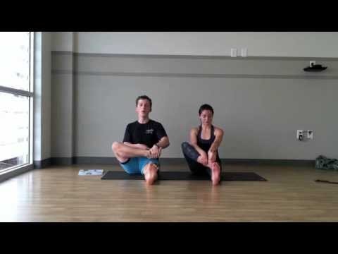 """yoga connection sequence """"your mat as your sanctuary"""