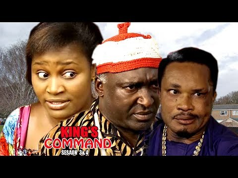 King's Command Season 3 $ 4 - Movies 2017 | Latest Nollywood Movies 2017 | Family movie
