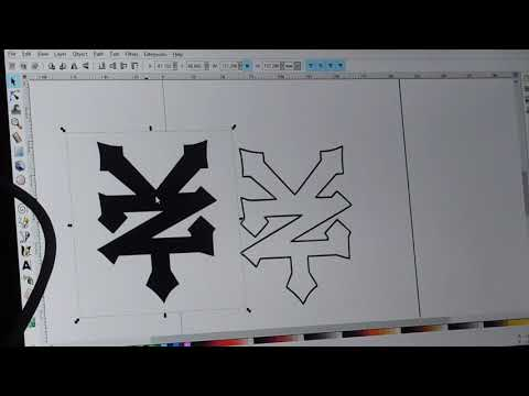 Getting Pictures From Inkscape To Artcut 2009 To Cut On A Vinyl Cutter Plotter